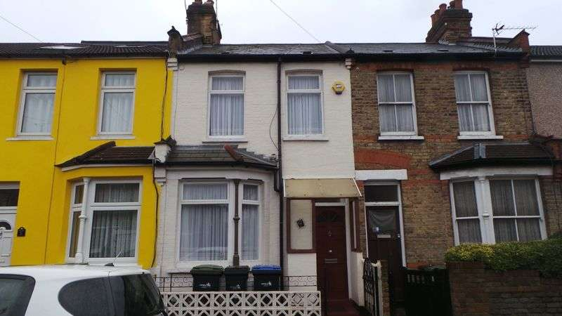 2 Bedrooms Terraced House for sale in Sunnyside Road East, Edmonton, N9