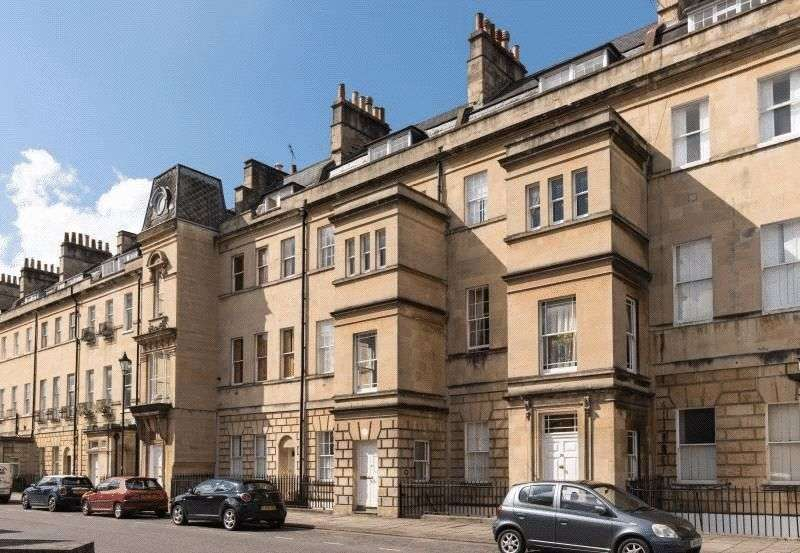 2 Bedrooms Flat for sale in Marlborough Buildings, Bath