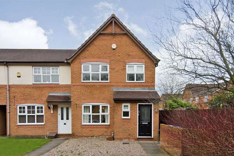 3 Bedrooms House for sale in Waterbrook Way, Cannock