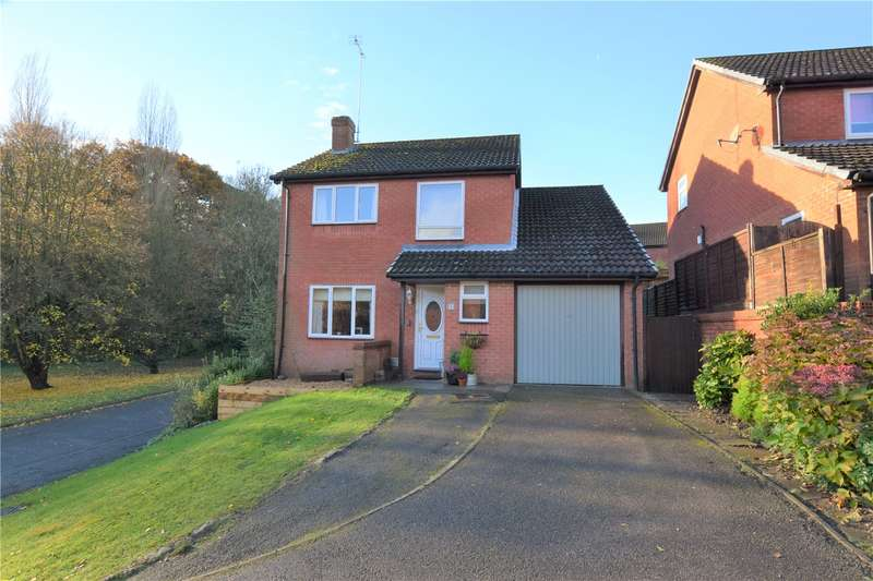 4 Bedrooms Detached House for sale in Stable Close, Burghfield Common, Reading, Berkshire, RG7