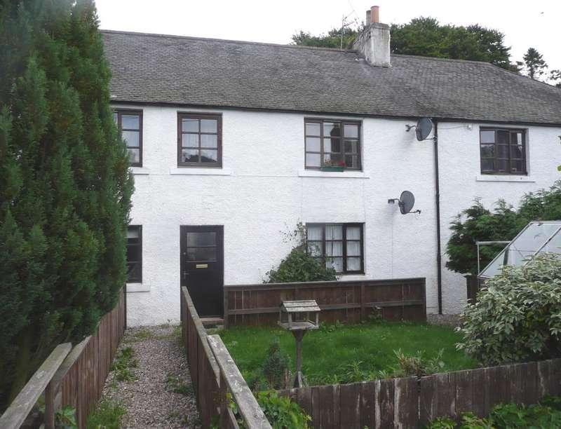 1 Bedroom Flat for sale in Flat B Burnside Cottages Burnside, Fettercairn, Laurencekirk, AB30