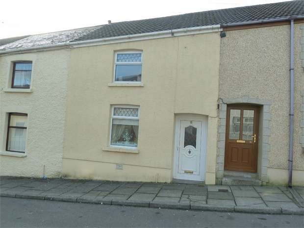 3 Bedrooms Terraced House for sale in Union Street, Nantyffyllon, Maesteg, Mid Glamorgan