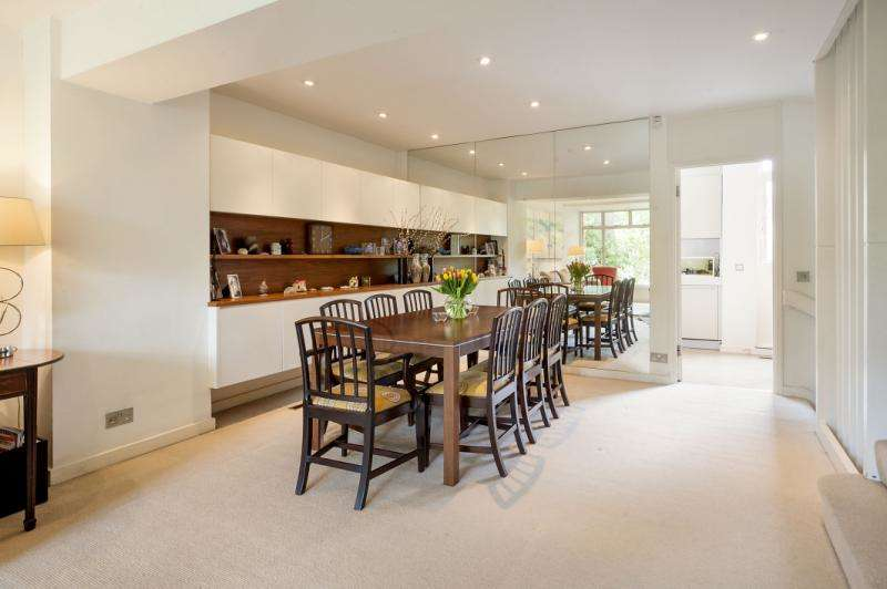 6 Bedrooms Terraced House for sale in Woodsford Square, Addison Road, London, W14