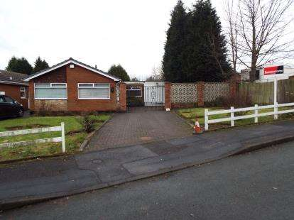 3 Bedrooms Detached House for sale in Arnwood Close, Bentley, Walsall, West Midlands