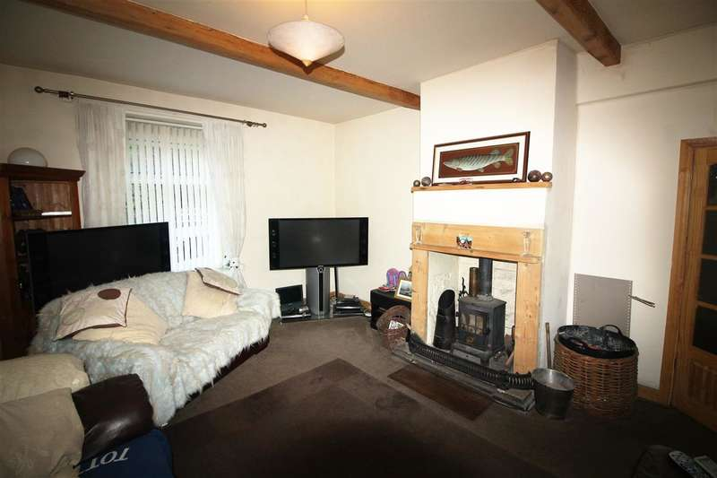 3 Bedrooms Semi Detached House for sale in Seedhill Terrace, Old Mixenden Village, Halifax