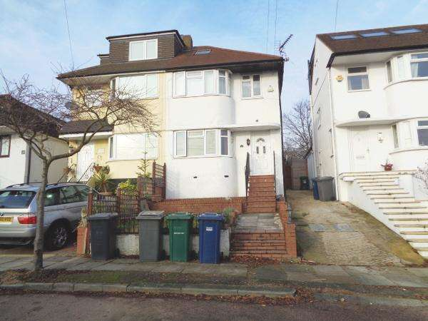 3 Bedrooms Semi Detached House for sale in Grants Close, Mill Hill, NW7