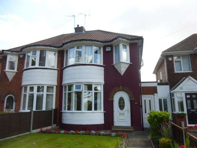 Semi Detached House for sale in Clay Lane, South Yardley, Birmingham