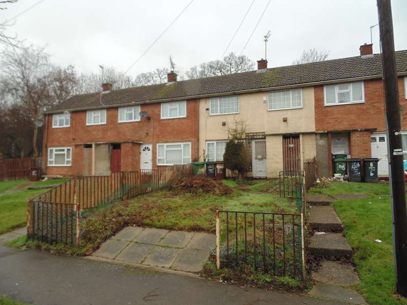 2 Bedrooms Terraced House for sale in Llewellyn Walk , Corby