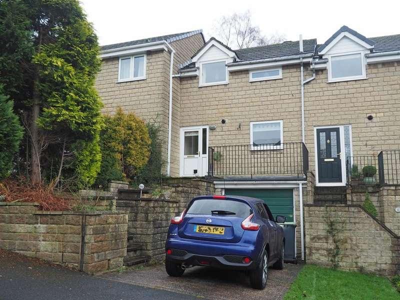 3 Bedrooms Terraced House for sale in Cote Lane, Hayfield, High Peak, Derbyshire, SK22 2HL
