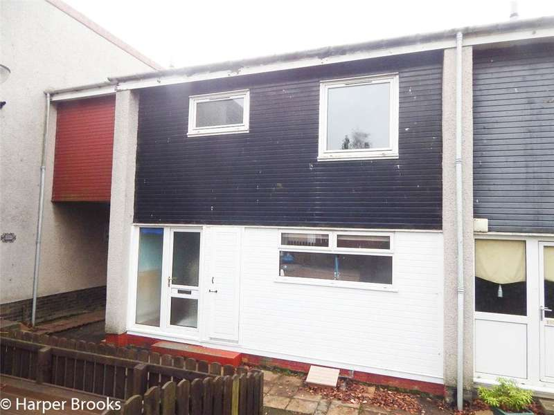 2 Bedrooms Terraced House for sale in Troon Avenue, East Kilbride, Glasgow, G75