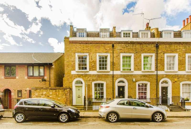 3 Bedrooms Flat for sale in Cropley Street, Islington, N1