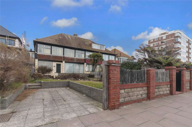 5 Bedrooms Semi Detached House for sale in Kingsway, Hove, East Sussex, BN3