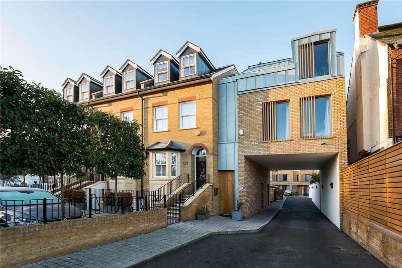 2 Bedrooms House for sale in Kingston Road, Teddington, TW11