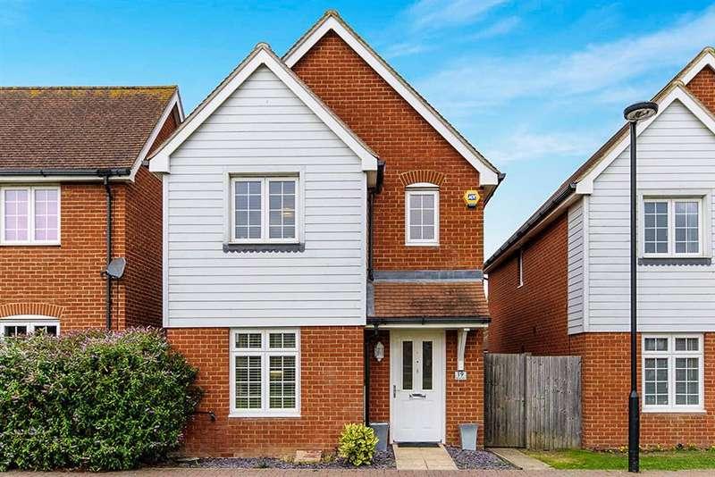 3 Bedrooms Detached House for sale in Barnes Way, Herne Bay, Kent
