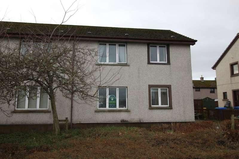 1 Bedroom Flat for sale in Elizabeth Court, Dornoch, IV25