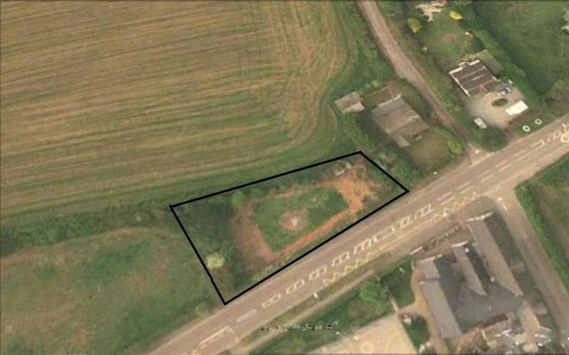 Land Commercial for sale in School Road, Summercourt, Newquay