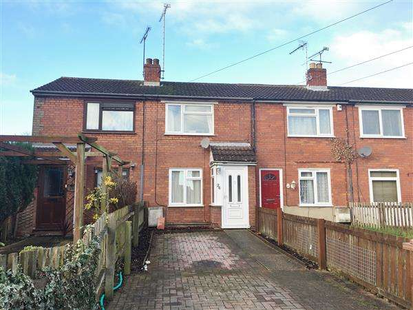2 Bedrooms Terraced House for sale in Bloomfield Street, Ipswich