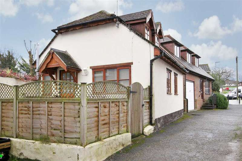 1 Bedroom Detached House for sale in Rosebud Cottage, 21c High Street, Overton