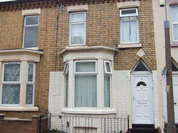 2 Bedrooms Terraced House for sale in Makin Street, Walton