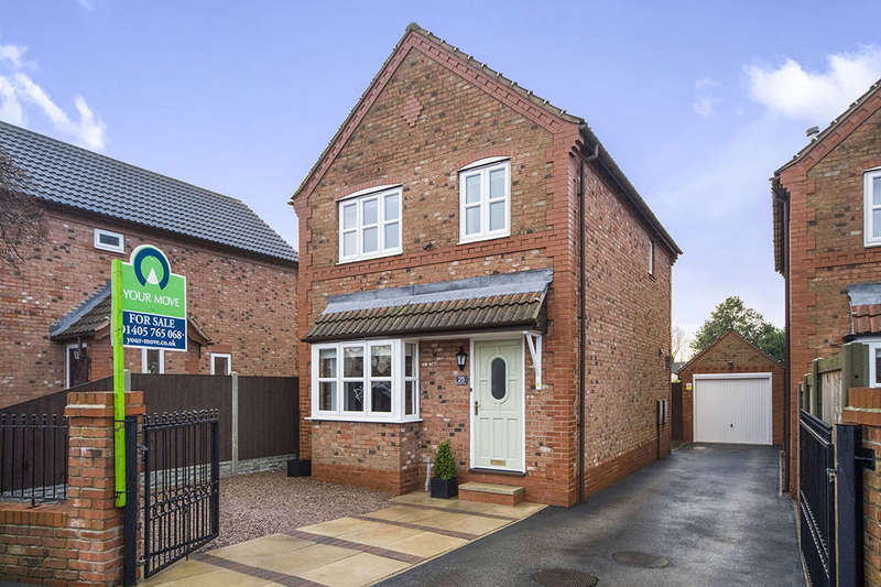 3 Bedrooms Detached House for sale in Riverside Court, Rawcliffe, Goole, DN14