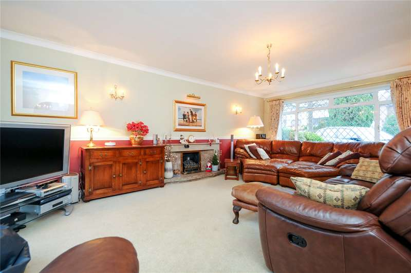 5 Bedrooms House for sale in The Broadwalk, Northwood, Middlesex, HA6