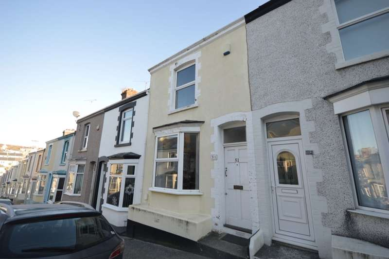 2 Bedrooms Property for sale in Lorrimore Avenue, Stoke, Plymouth, PL2