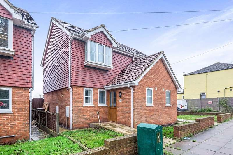 2 Bedrooms Semi Detached House for sale in Wyles Street, GILLINGHAM, ME7