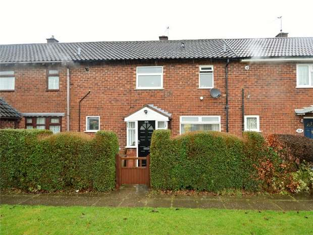 2 Bedrooms Terraced House for sale in Brocklehurst Avenue, Macclesfield, Cheshire