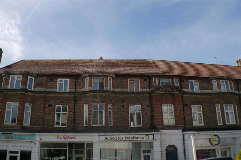 2 Bedrooms Apartment Flat for sale in Rowlands Court, Worthing