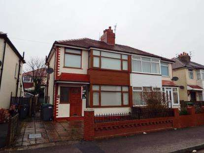 3 Bedrooms Semi Detached House for sale in Gretna Crescent, Thornton-Cleveleys, Lancashire, FY5