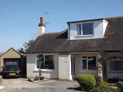 3 Bedrooms Bungalow for sale in Barry Grove, Heysham, Morecambe, Lancashire, LA3