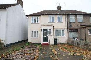 2 Bedrooms Maisonette Flat for sale in Invicta Road, Dartford, Kent