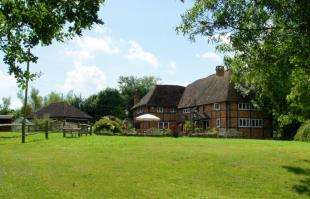 5 Bedrooms Detached House for sale in The Village, Ashurst, Steyning, West Sussex