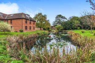 2 Bedrooms Retirement Property for sale in Delves House, Delves Close, Lewes, East Sussex