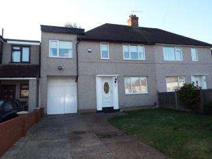 4 Bedrooms Semi Detached House for sale in Montacute Road, New Addington, Croydon