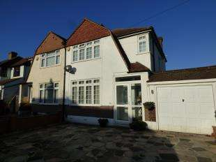 4 Bedrooms Semi Detached House for sale in Aldersmead Avenue, Shirley, Croydon, Surrey