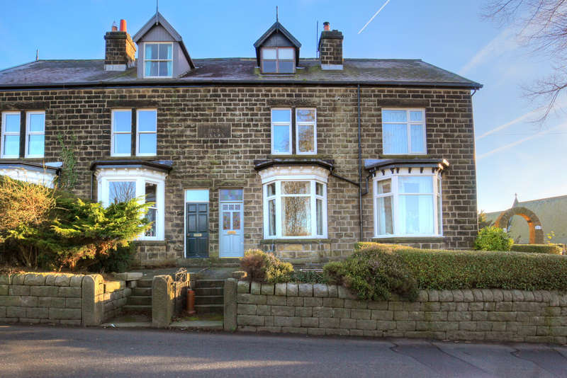 4 Bedrooms Terraced House for sale in Bamford, Hope Valley
