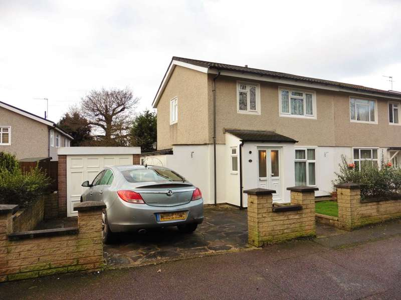 3 Bedrooms Semi Detached House for sale in Woodhall Lane, South Oxhey