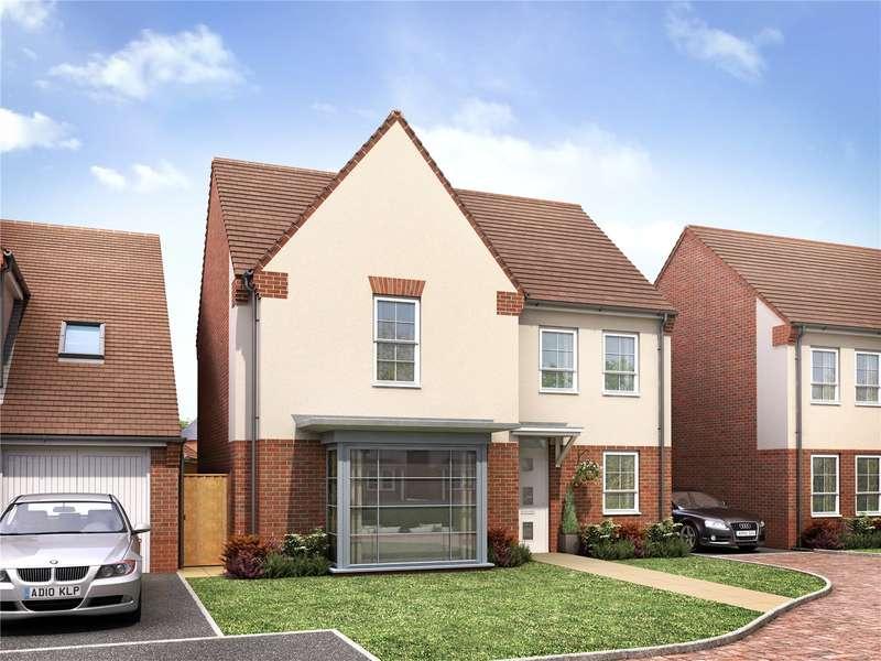 4 Bedrooms Detached House for sale in Montague Park, Wokingham, Berkshire, RG40