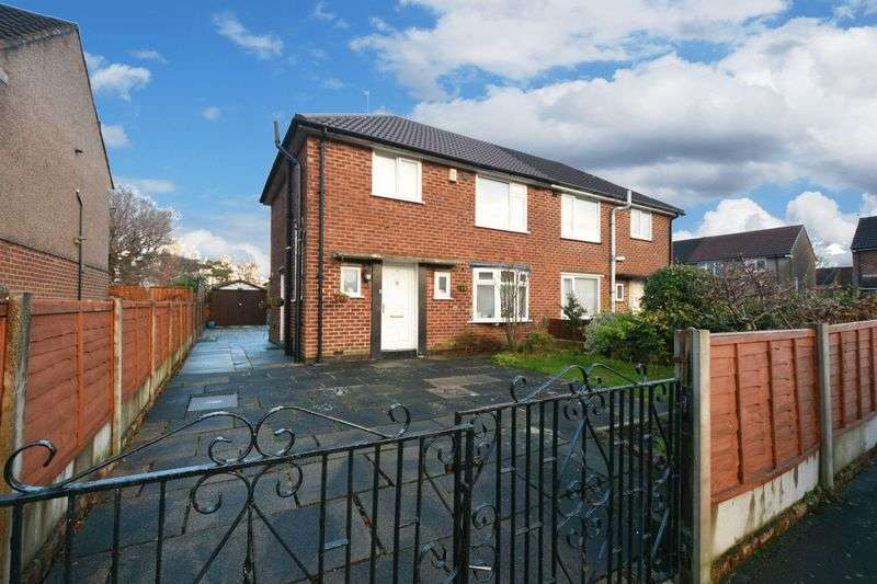 3 Bedrooms Semi Detached House for sale in Colwyn Road, Cheadle Hulme, Cheadle