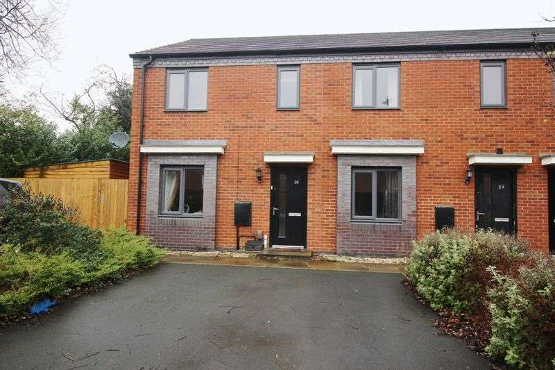 3 Bedrooms Terraced House for sale in Europa Gardens, Wolverhampton