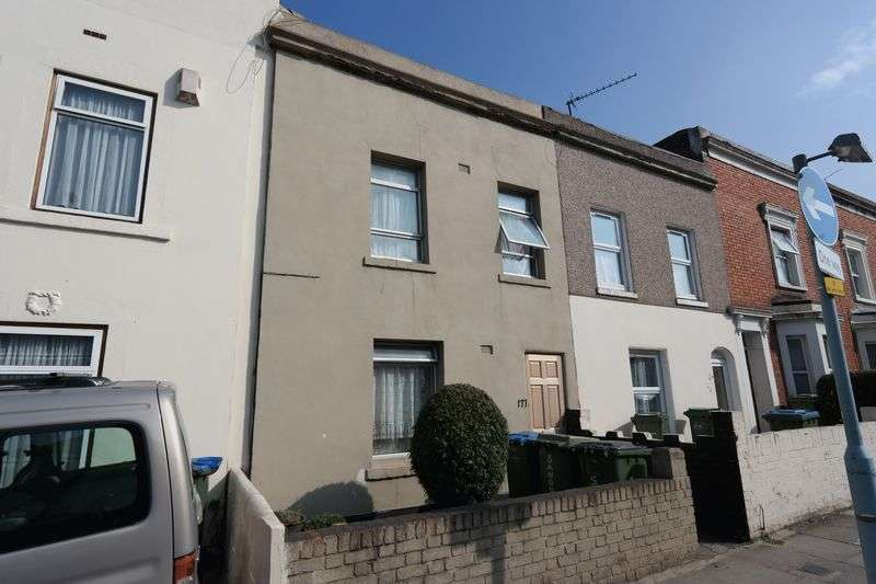 2 Bedrooms Terraced House for sale in Sandy Hill Road, Woolwich