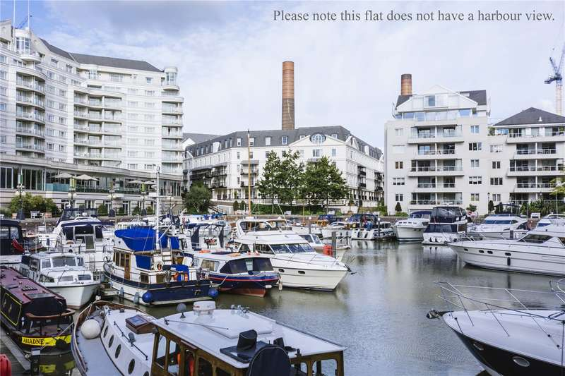 2 Bedrooms Flat for sale in Carlyle Court, Chelsea Harbour, London, SW10