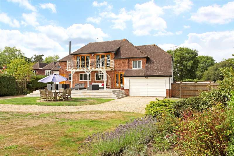 5 Bedrooms Detached House for sale in Park Lane, Finchampstead, Wokingham, Berkshire, RG40