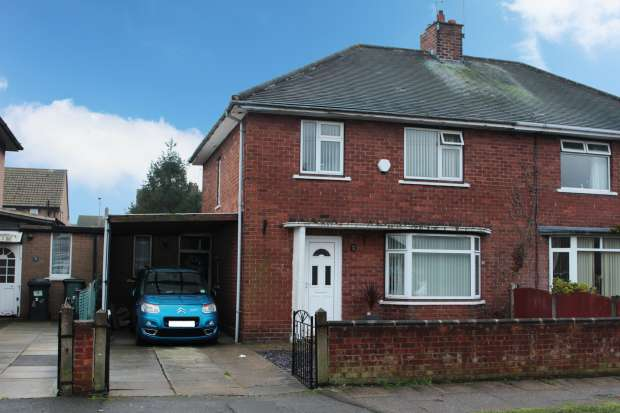 3 Bedrooms Semi Detached House for sale in Morrison Drive, South Yorkshire, Yorkshire, DN11 0BB