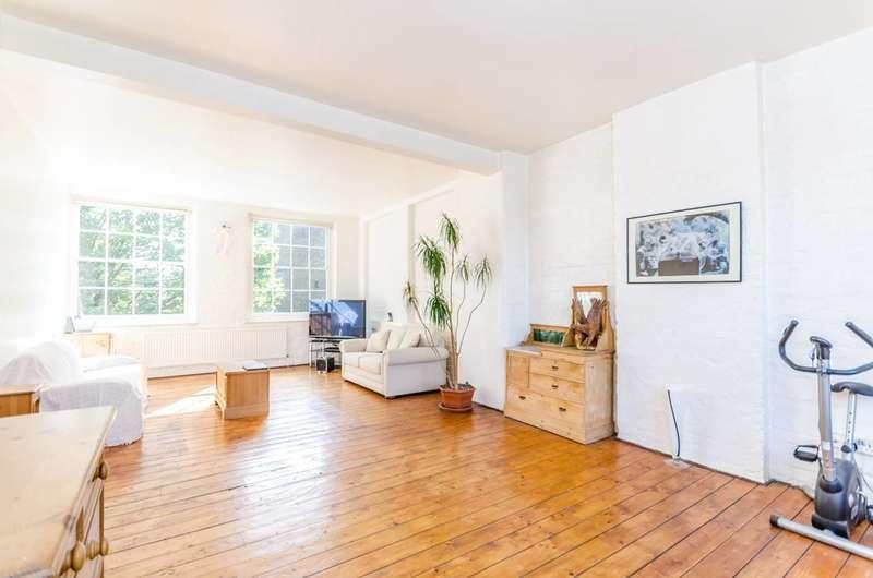 1 Bedroom Flat for sale in Queensbridge Road, Hackney, E2
