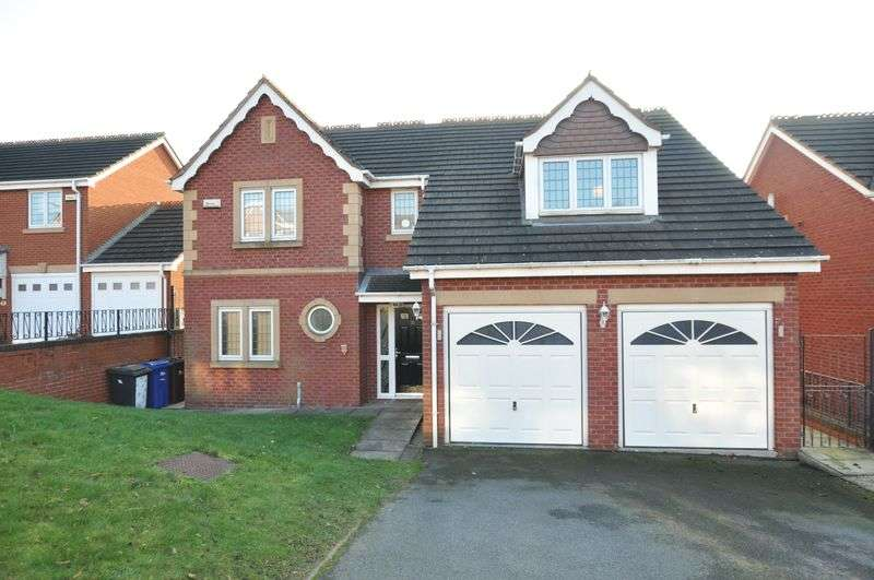 5 Bedrooms Detached House for sale in Doveridge Road, Stapenhill