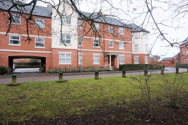 2 Bedrooms Flat for sale in Ratcliffe Avenue, Birmingham - TWO BEDROOM, FIRST FLOOR APARTMENT