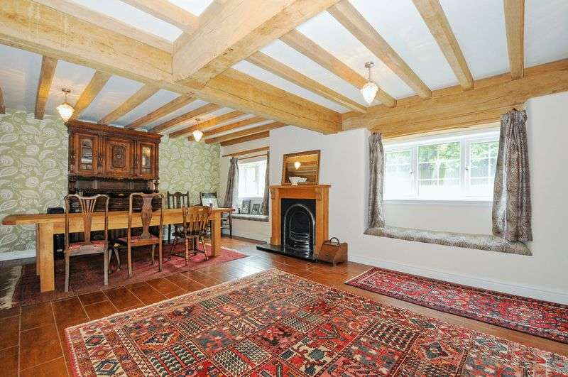 5 Bedrooms Detached House for sale in Grimstone, Dorchester, DT2