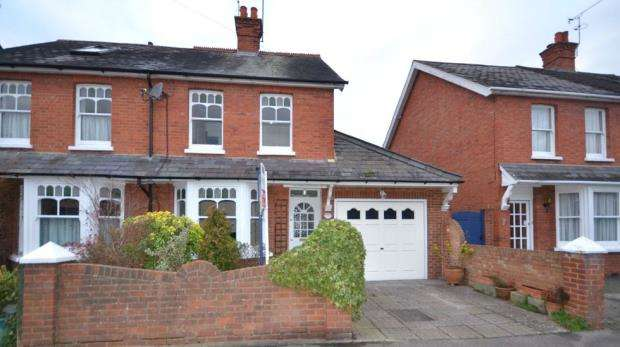 3 Bedrooms Semi Detached House for sale in Highfield Road, Maidenhead, Berkshire